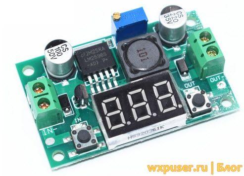Подключение ДХО с помощью китайского контроллера